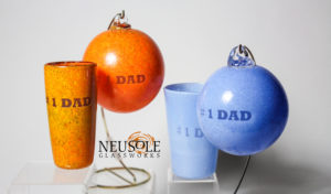 Father's Day glassblowing